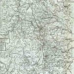Карта Урала 1773 года