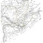 Пограничная линия на юго-востоке России в XVIII в.